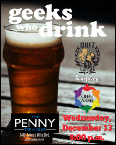 Quiz For a Cause @ The Penny Tap House